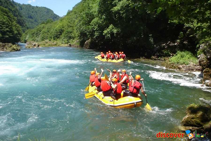 RAFTING PRICES – Rafting Center Discover Bihac
