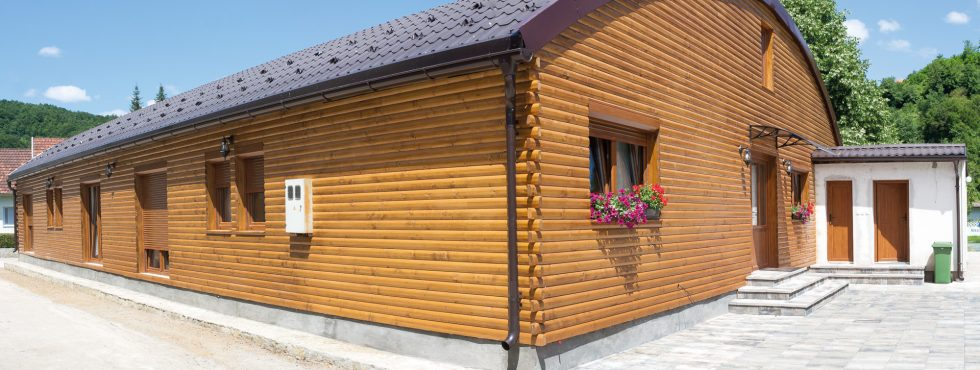 Apartments within Rafting Center Discover Bihac