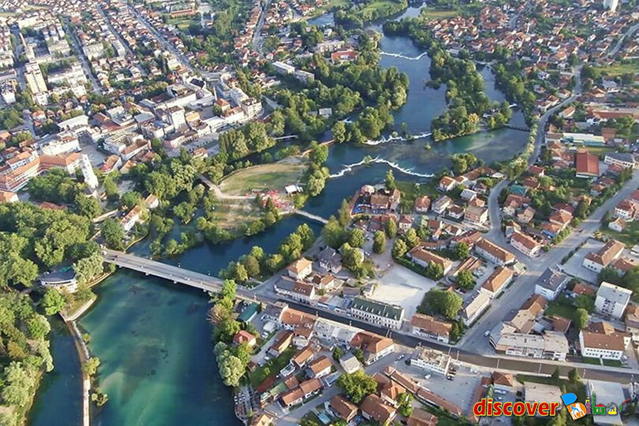 Bihac is a charming city settles on the banks of Una river