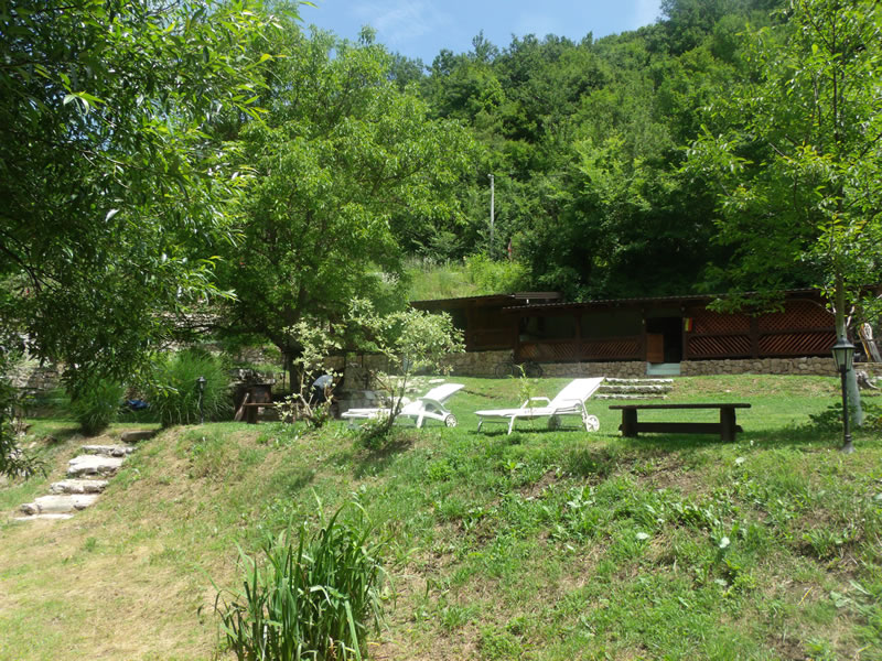 Auto Camp BUK within Rafting Center Discover Bihac